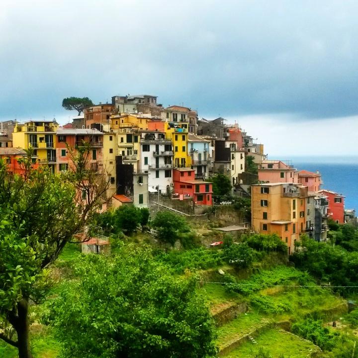 Corniglia village in Cinque Terre