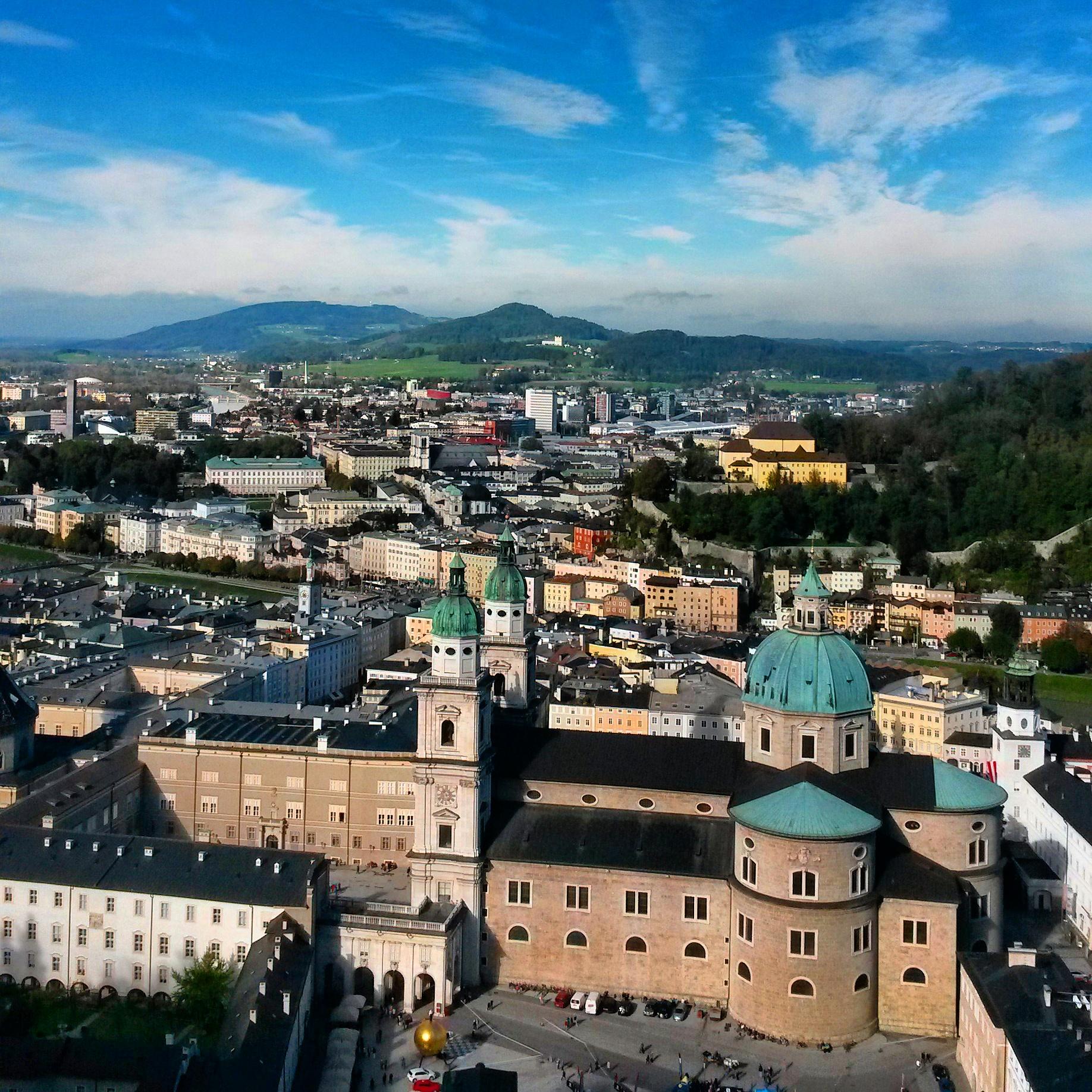 Do Salzburg