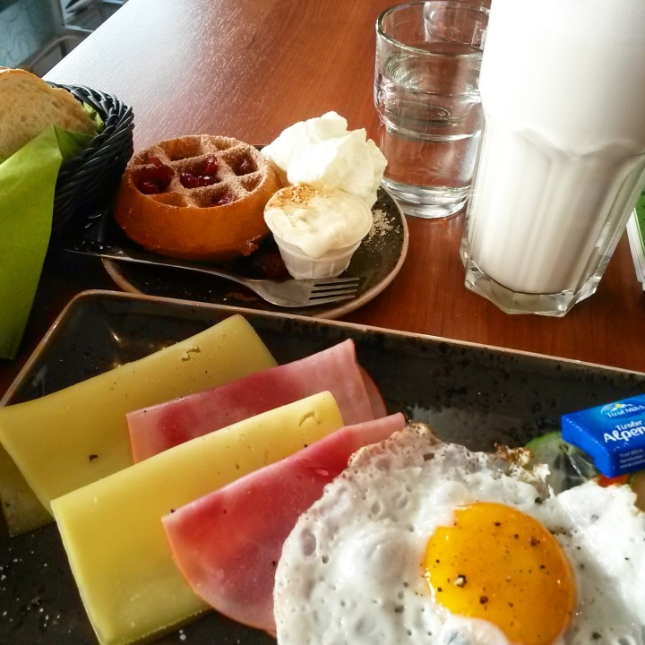 Breakfast Club in Innsbruck