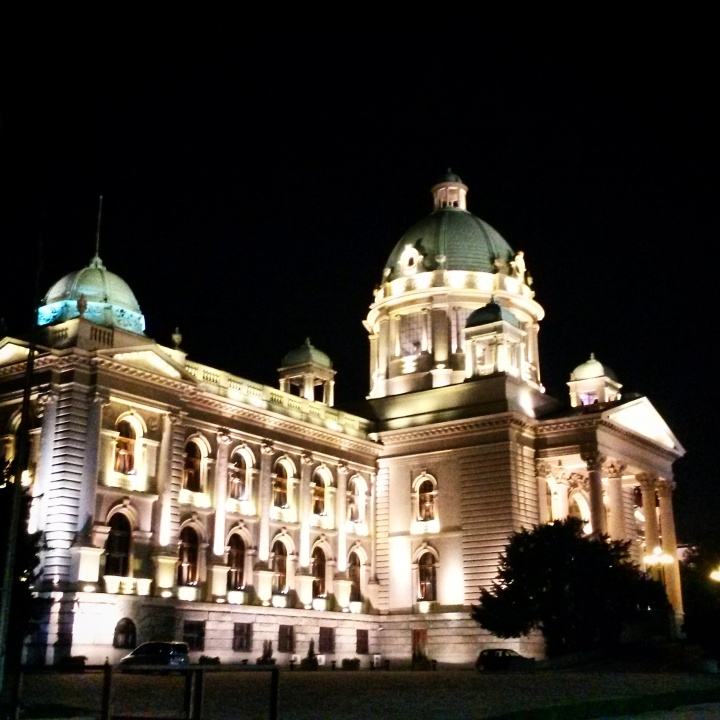 The House of The National Assembly of Serbia is just a short walk from 88 Rooms Hotel