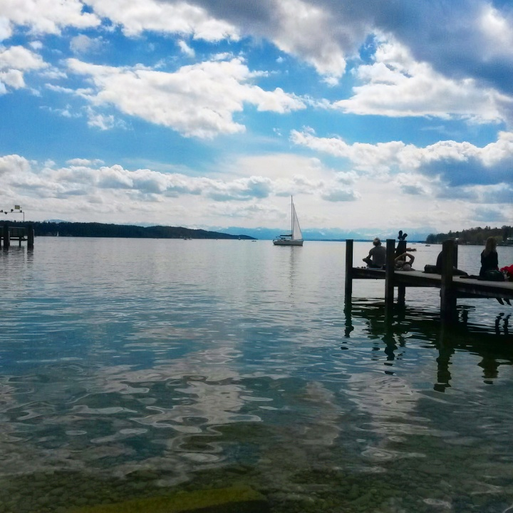 Starnberger See just outside of Munich