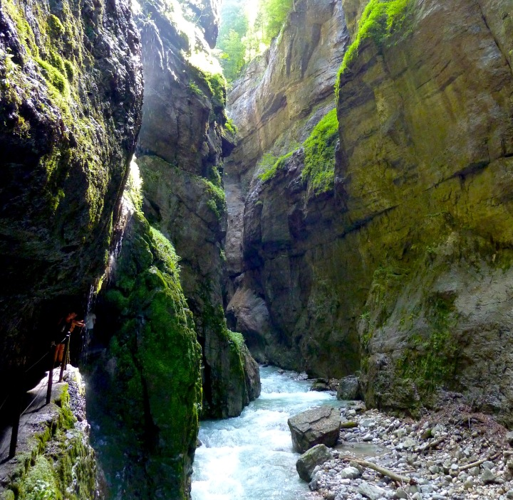 munich-day-trips-partnachklamm