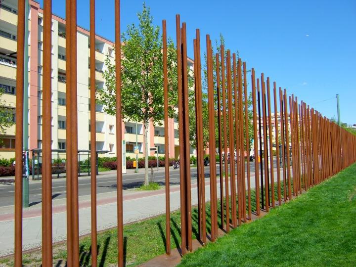 Bernauerstrasse's Gedenkstätte Berliner Mauer