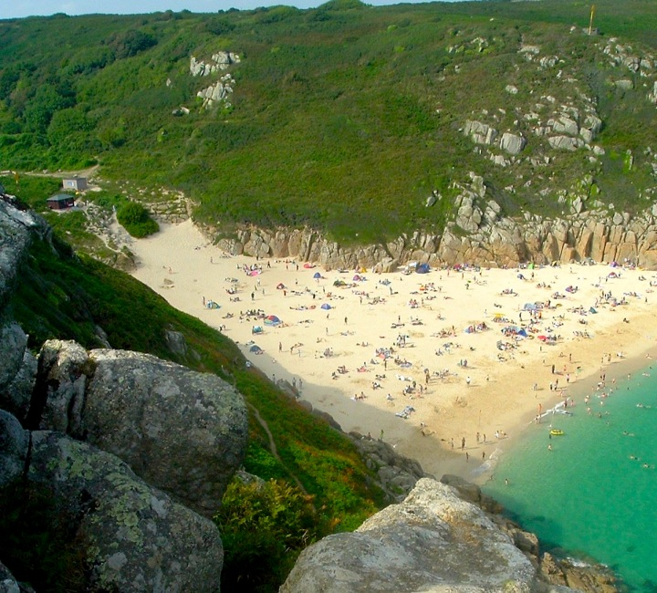 top-10-scenic-spots-europe-cornwall-porthcurno-beach