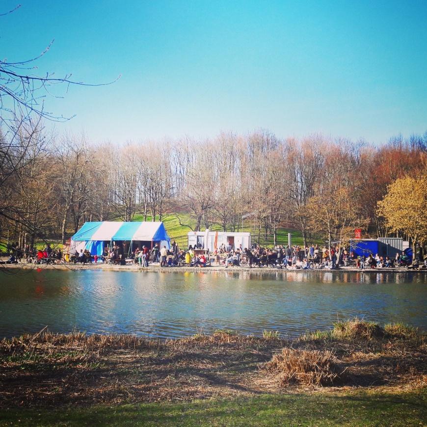Cafe Gans am Wasser on Mollsee