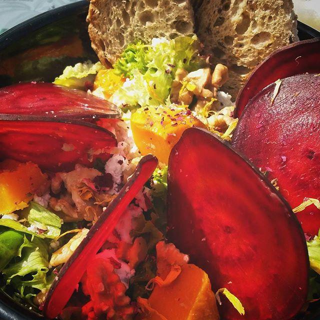 Hart beach salad