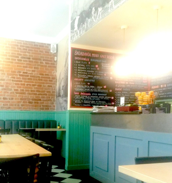 Milk Bar Tomasza's interiors