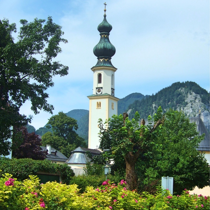 St. Gilgen in the Salzkammergut