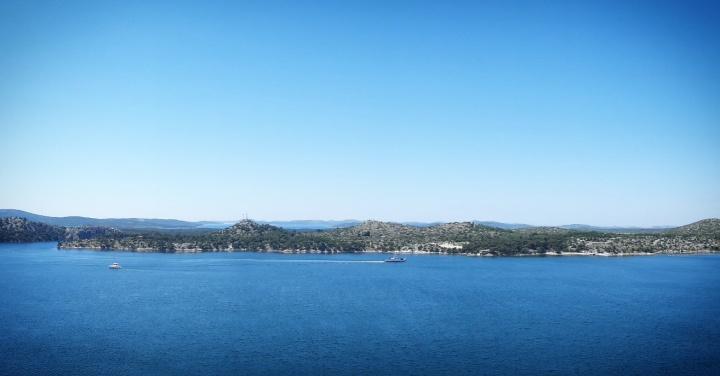Islands near Zadar